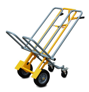 67286 Dual Chiavari Chair Cart